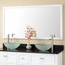 60 everett vanity mirror bathroom mirrors