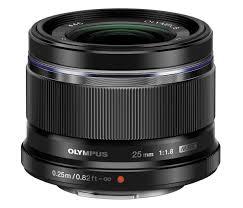 Olympus <b>M</b>.<b>Zuiko Digital 25mm</b> f/1.8, Black <b>объектив</b> — купить в ...