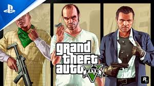 Grand Theft Auto <b>V</b> and Grand Theft Auto Online - Announcement ...
