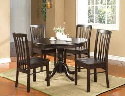 black kitchen dining sets:  amazing counter height dining table mesmerizing small kitchen tables small also kitchen table and chairs