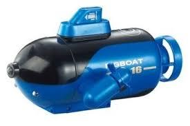 Купить <b>Радиоуправляемая подводная лодка</b> pigboat U-16 <b>Happy</b> ...