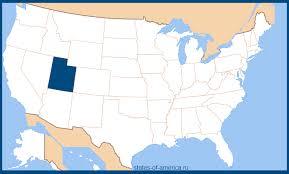<b>Штат Юта</b>. Utah. Столица Юты. Города.