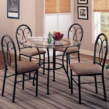 Dining Room Sets Glass Table Dining Set Modern Black Glass Table Glass Dining Bases Glass Top