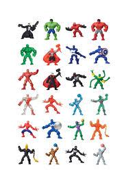 Хасбро - <b>AVENGERS</b> Мини-<b>фигурка Марвел</b>: цвет Цвет, 149 ...