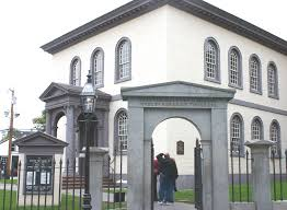 federal judge mcconnell gives control of religious artifact to touro synagogue in newport rhode island