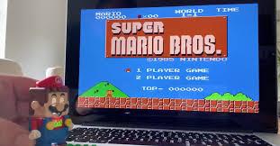 Hacker turns little <b>Lego</b> man Mario into <b>Super Mario</b> Bros. controller ...