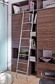 Sliding ladder Akzent   Дом, <b>Стеллаж</b>, Лестница