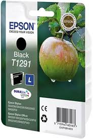 Картридж <b>Epson T1291 C13T12914012 black</b> — купить по лучшей ...