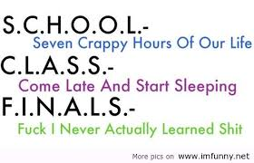 Funny-quotes-about-school-life-tagalog (12) - FreakPics.in | Funny ... via Relatably.com