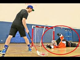 PAVEL BARBER VS. KANE VAN <b>GATE</b> [Floorball+ Shootout ...