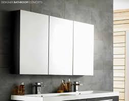 turin corner bathroom mirror cabinet w