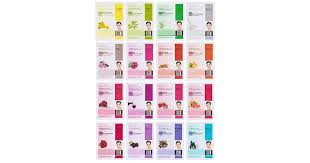 Dermal <b>Collagen Essence</b> Korea Full <b>Face Mask</b> Set | 30 Oddly ...