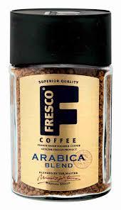 <b>Кофе Fresco Arabica</b> Blend растворимый 100г ст/б - купить с ...