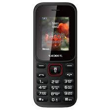 <b>Мобильный телефон teXet TM-128</b> черно-красный купить в ...