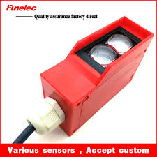 Online Shop Diffuse reflective photoelectric sensor induction switch ...