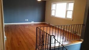raised ranch living room