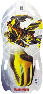 <b>Ледянка 1toy Transformers</b>, 122 см. (Т56912)