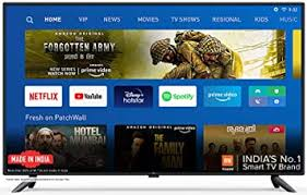 Mi TV 4X 125.7 cm <b>4K Ultra HD</b> Android LED TV: Amazon.in ...