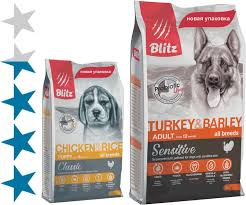 <b>Корм</b> для собак <b>Blitz</b>: отзывы, разбор состава, цена - ПетОбзор