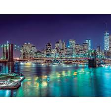 <b>diy</b> 5d diamond embroidery New York skyline Home Decoration 3d ...