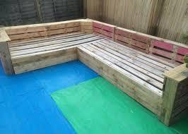 DIY <b>Pallet</b> Patio or <b>Garden Corner Sofa</b> | 99 <b>Pallets</b>