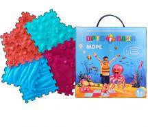 Игровой <b>развивающий коврик для детей</b> - напольные коврики