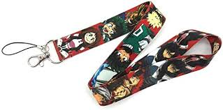 SosoJustgo2 Anime Cell Phone Lanyard Universal ... - Amazon.com