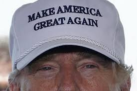 Image result for trump make america great again hat pics