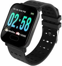 Lionix <b>A6</b> Pedometer IP67 Waterproof Smartwatch Smartwatch Price ...
