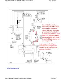 1998 chevy blazer wiring schematic wiring diagram and schematic 02 power mirrors on a 97 wiring help blazer forum chevy