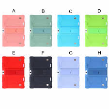 Universal Soft <b>Silicone</b> Case For 10 10.1 Inch Android <b>Tablet</b> PC ...