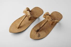 papyrus making in egypt  essay  heilbrunn timeline of art  pair of sandals