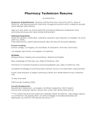 pharmacy technician objective for resume sample shopgrat cover letter professional pharmacy technician summary resume and skills sample pharmacy technician objective for
