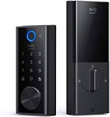 eufy <b>Security Smart Lock</b> Touch, Fingerprint Scanner, Keyless Entry ...