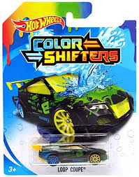 2019 Hot Wheels Color Shifters Loop Coupe: Toys ... - Amazon.com