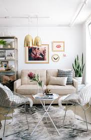 Tiny Living Room Tiny Living Room Ideas Hanging Lamp Photograph Plant In Pot Brown