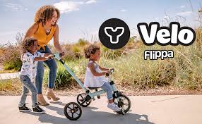 Yvolution Y Velo Flippa 4-in-1 Toddler Trike to ... - Amazon.com