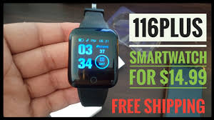 <b>116plus</b> Smart Watch Bluetooth Sports Bracelet Test HESTIA ...