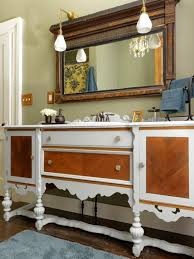 making bathroom cabinets: diy classic models of built in bathroom cabinets with square mirrored diy traditional making built