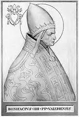 Papa Bonifácio IV