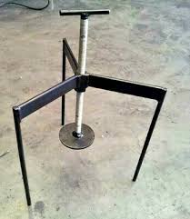 Floor <b>Level Tripods</b> for Screed & Concreting | eBay