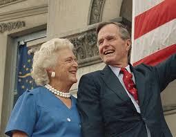 Inside Barbara Bush and George H.W. Bush's Epic <b>Love</b> Story | E ...