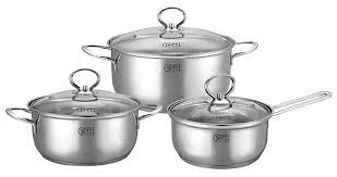 Набор посуды <b>GIPFEL</b> SOFIA 0618 6 пр. — купить по выгодной ...