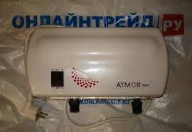 Обзор от покупателя на <b>Водонагреватель</b> проточный <b>Atmor Basic</b> ...