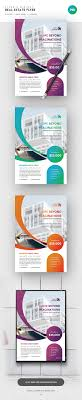 real estate flyer template by superboy1 graphicriver real estate flyer template commerce flyers