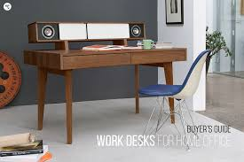 best work desks for the home office best home office desks