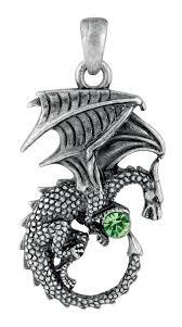 com new green ladon dragon pendant collectible accessory com new green ladon dragon pendant collectible accessory necklace serpent dragon jewelry jewelry