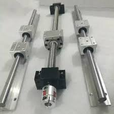 <b>300mm SFU1605 Ball Screw</b> +SBR16 Linear Guides +SBR16UU ...
