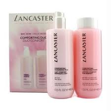 Lancaster - Limited Edition Set: Cleansing Milk 400ml ... - Amazon.com