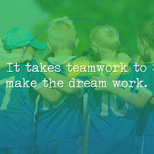 it takes teamwork to make the dream work inksoft it takes teamwork to make the dream work